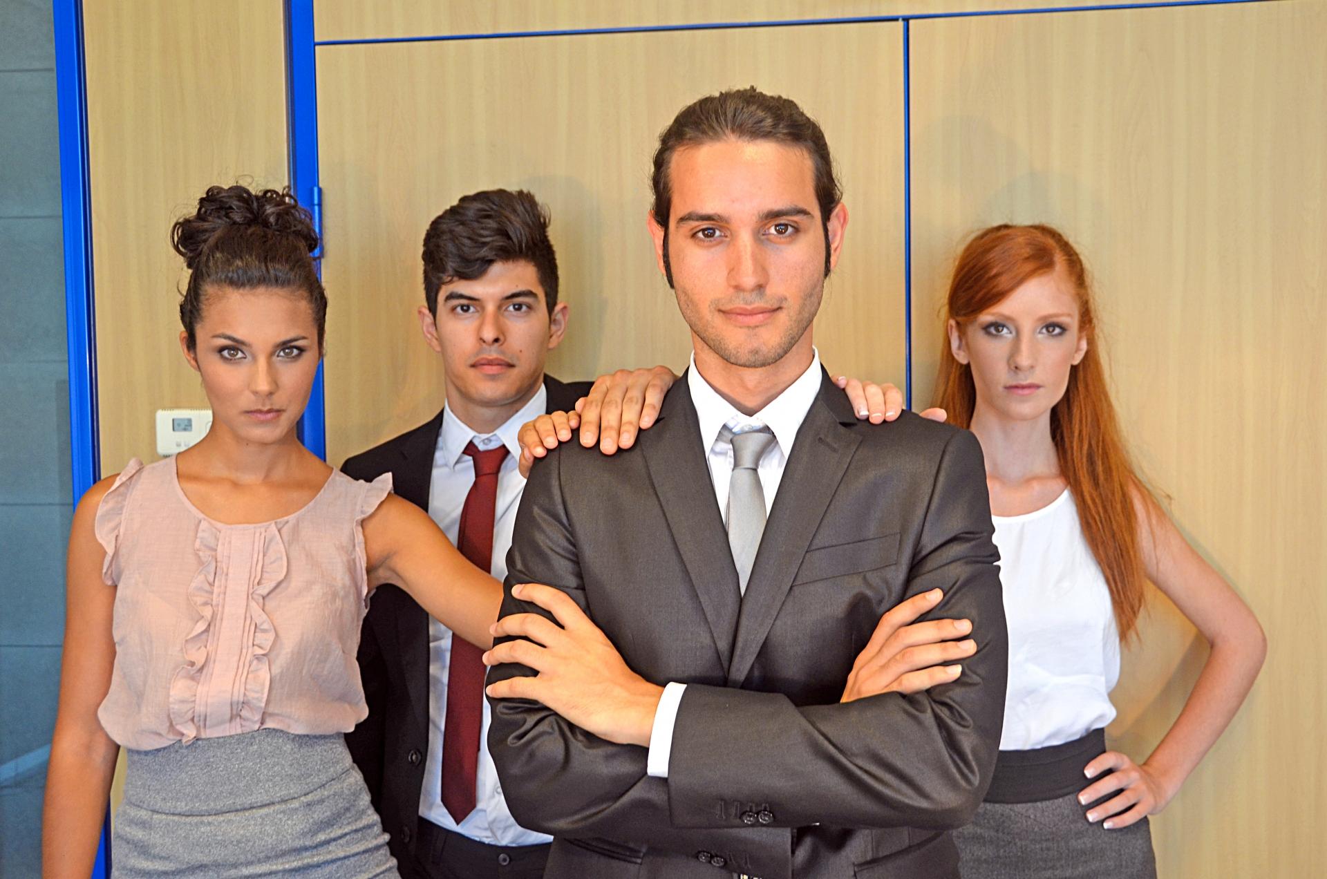 business-persons-quartet-1